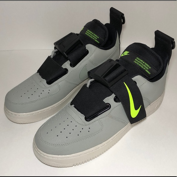 nike air force 1 utility spruce fog